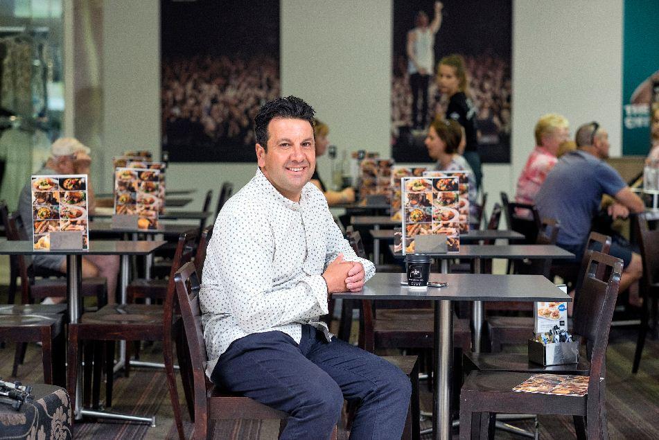 Mark Saggin, The Coffee Club