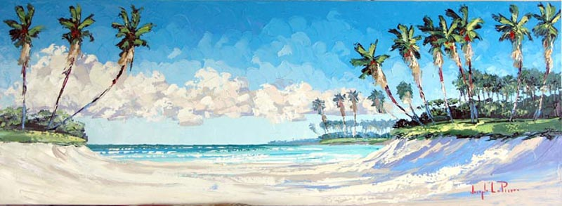 """Paradise"" 24x66 SOLD"