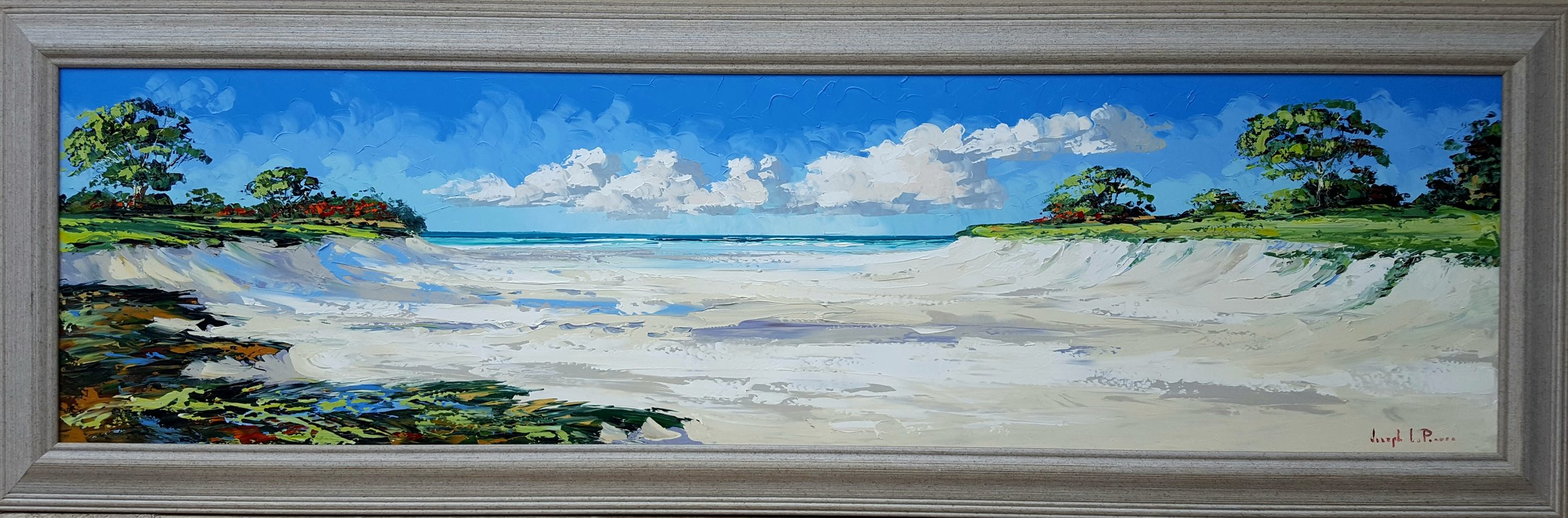 """""""Northern Access"""" - 24x90 - $5,200.00"""