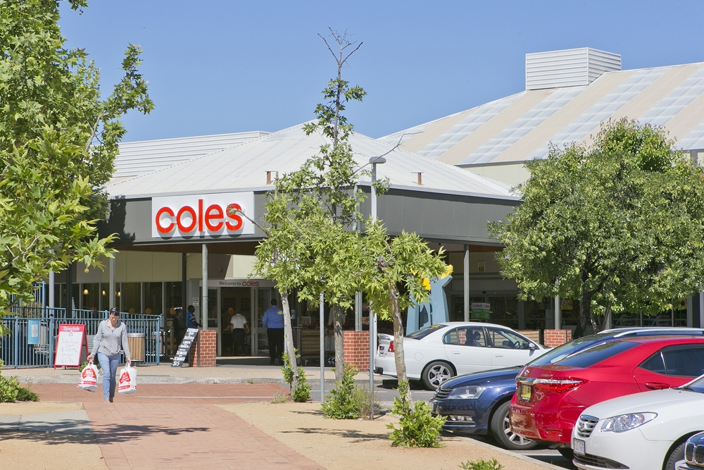 Coles at Chisholm Village Shopping Centre