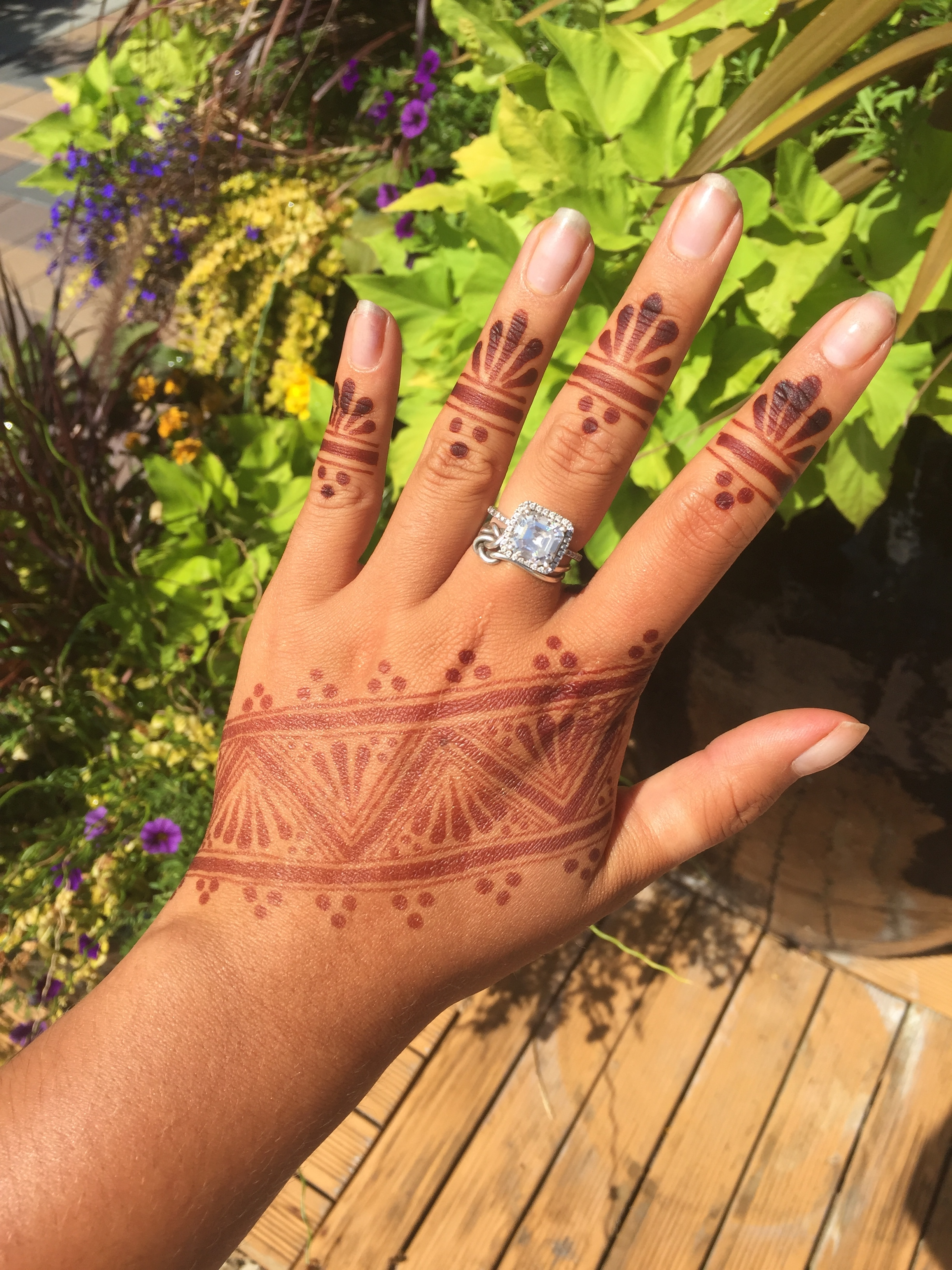 Henna Stain- $30