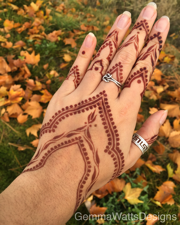 Henna Stain- $20