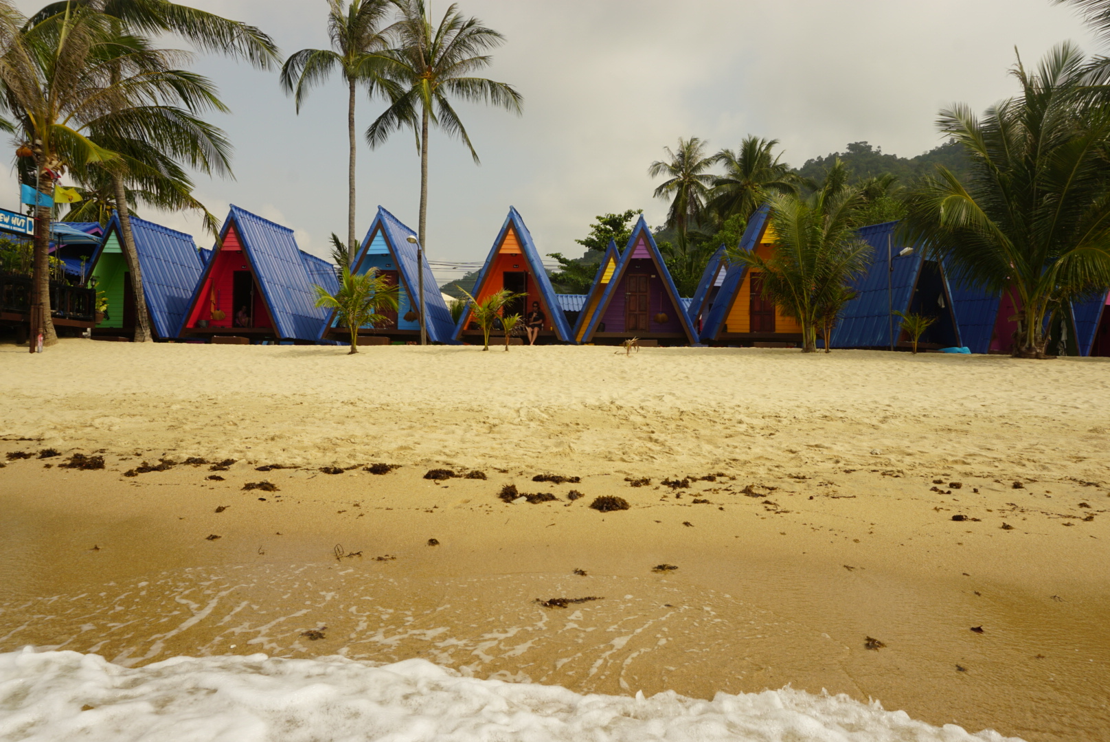 Our cute beach bungalow