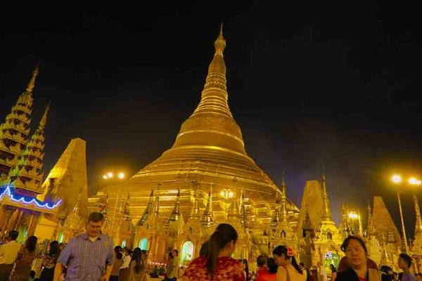 hwedagon Pagoda