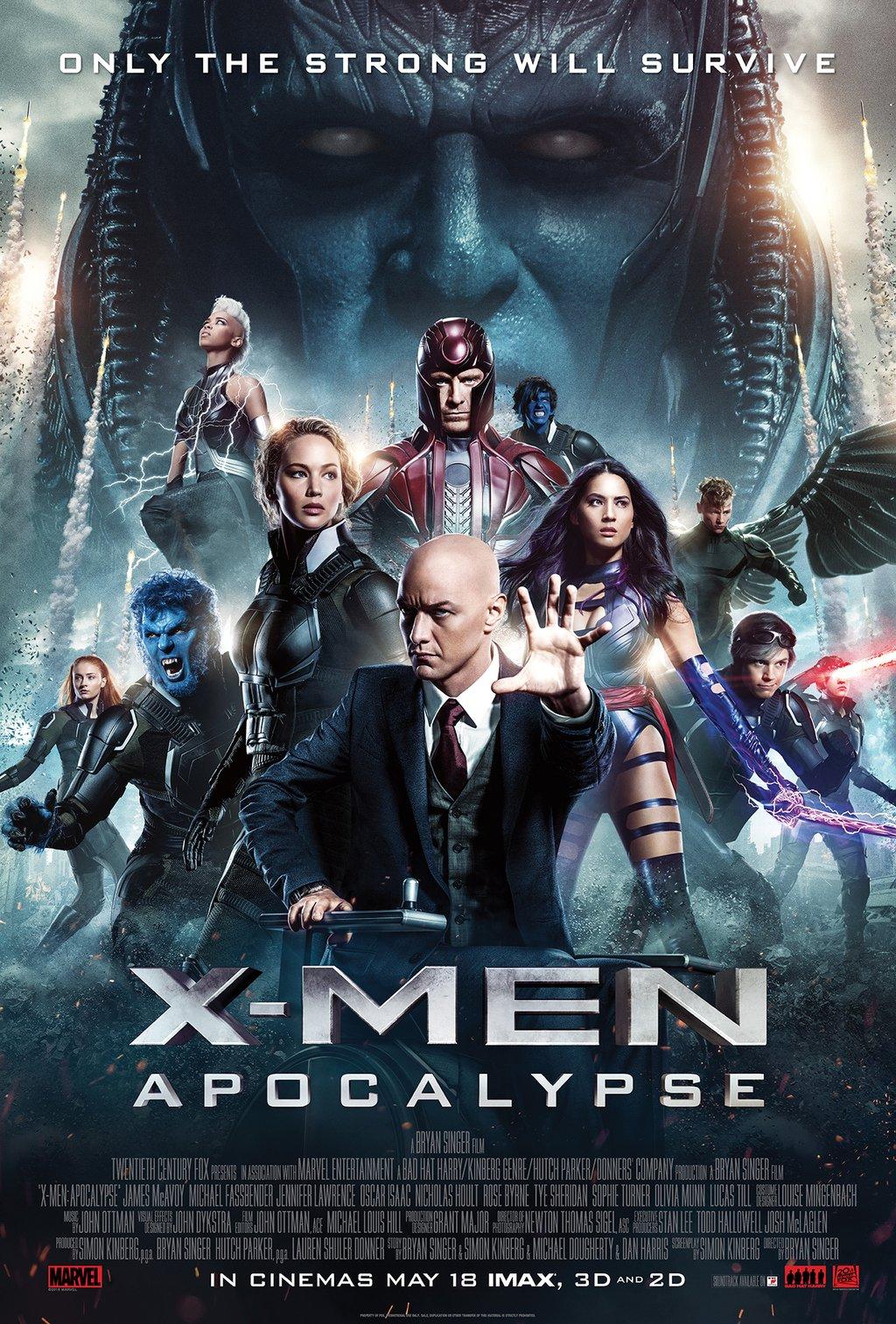 XMen Apocalypse