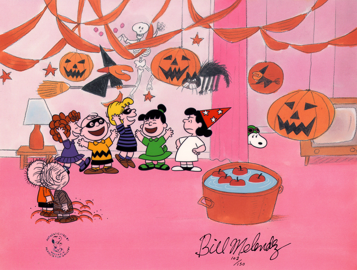 Cartoon Party Halloween for adults