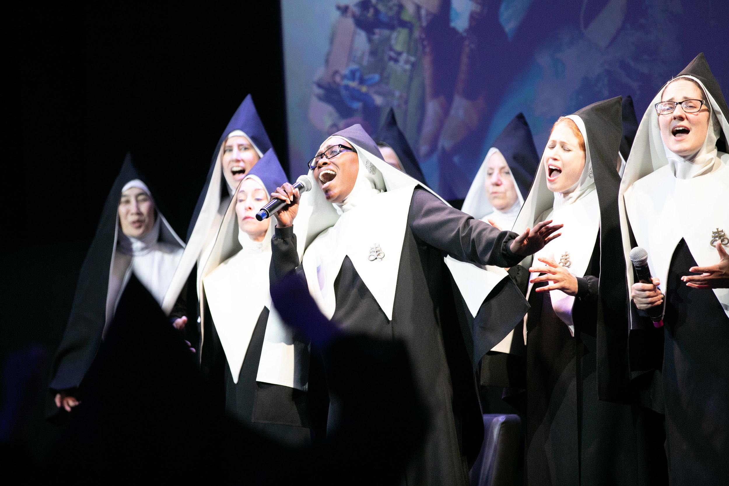 2 Good omens chattering nuns hal kirkland.jpg