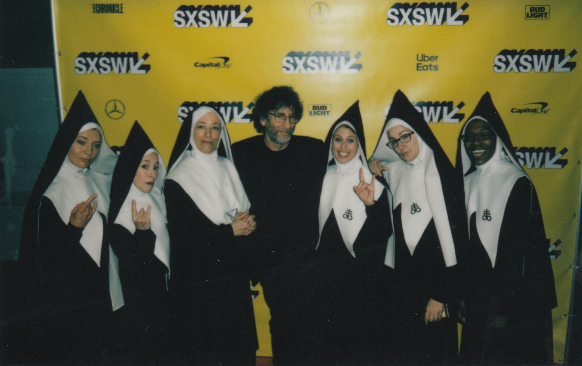 4 Good omens chattering nuns hal kirkland.png
