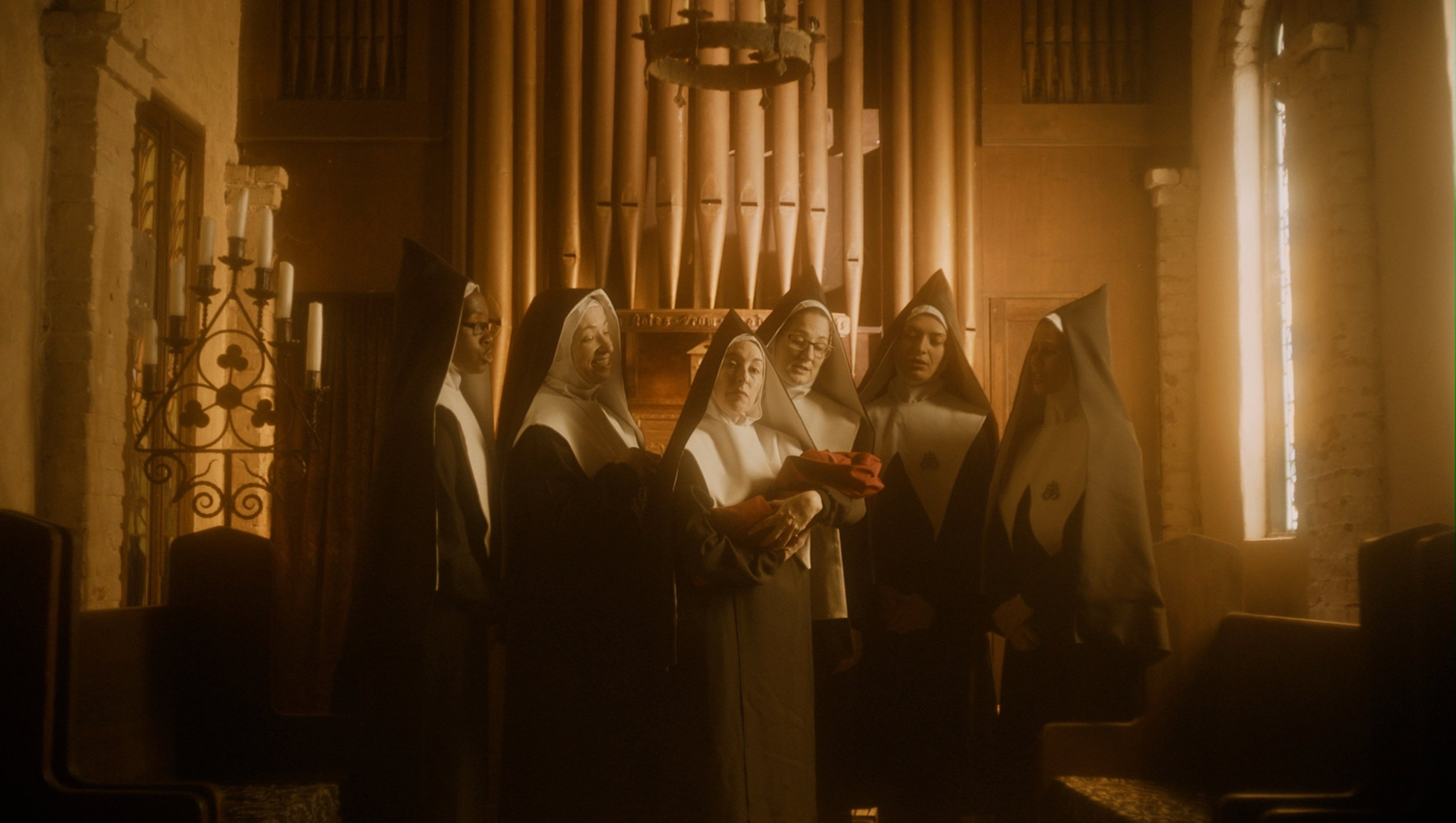 6 Good omens chattering nuns hal kirkland.jpeg