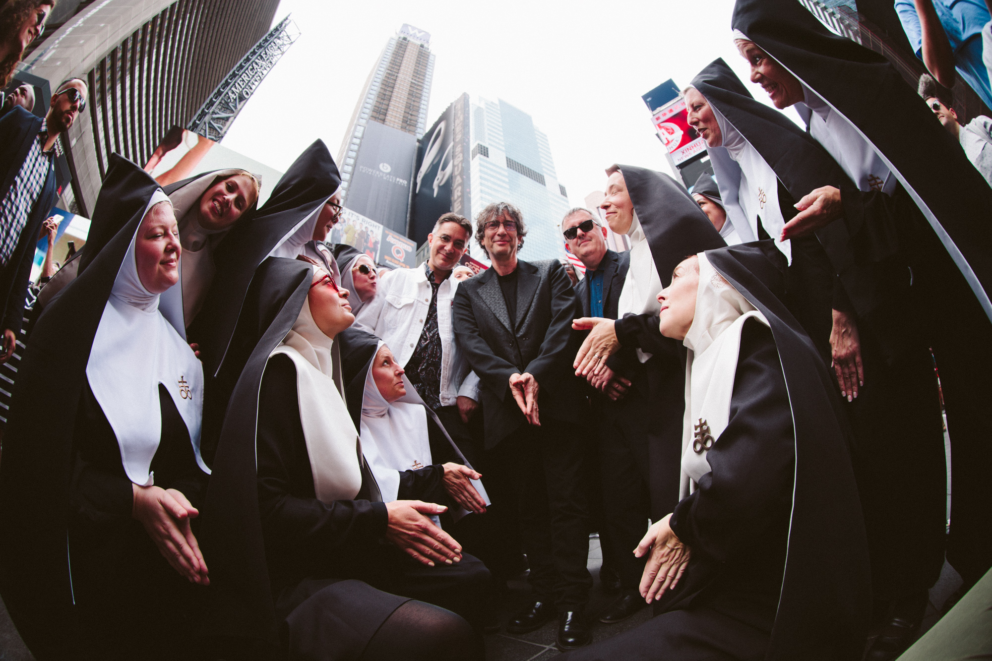 7 Good omens chattering nuns hal kirkland.jpg