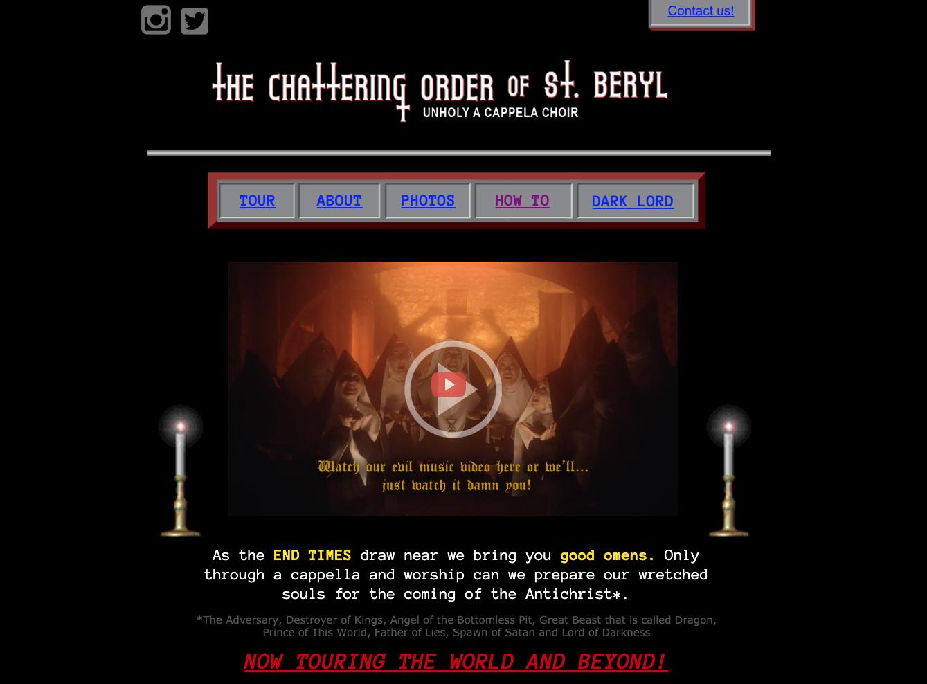 Chattering nuns good omens website hal kirkland 1.png