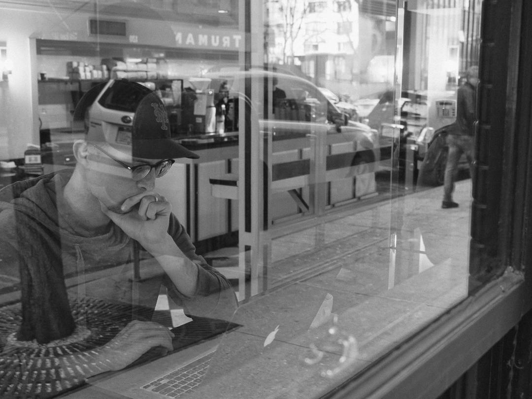 004 // russell william joyce // #make101portraits