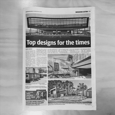 feature  // The Advertiser 2017