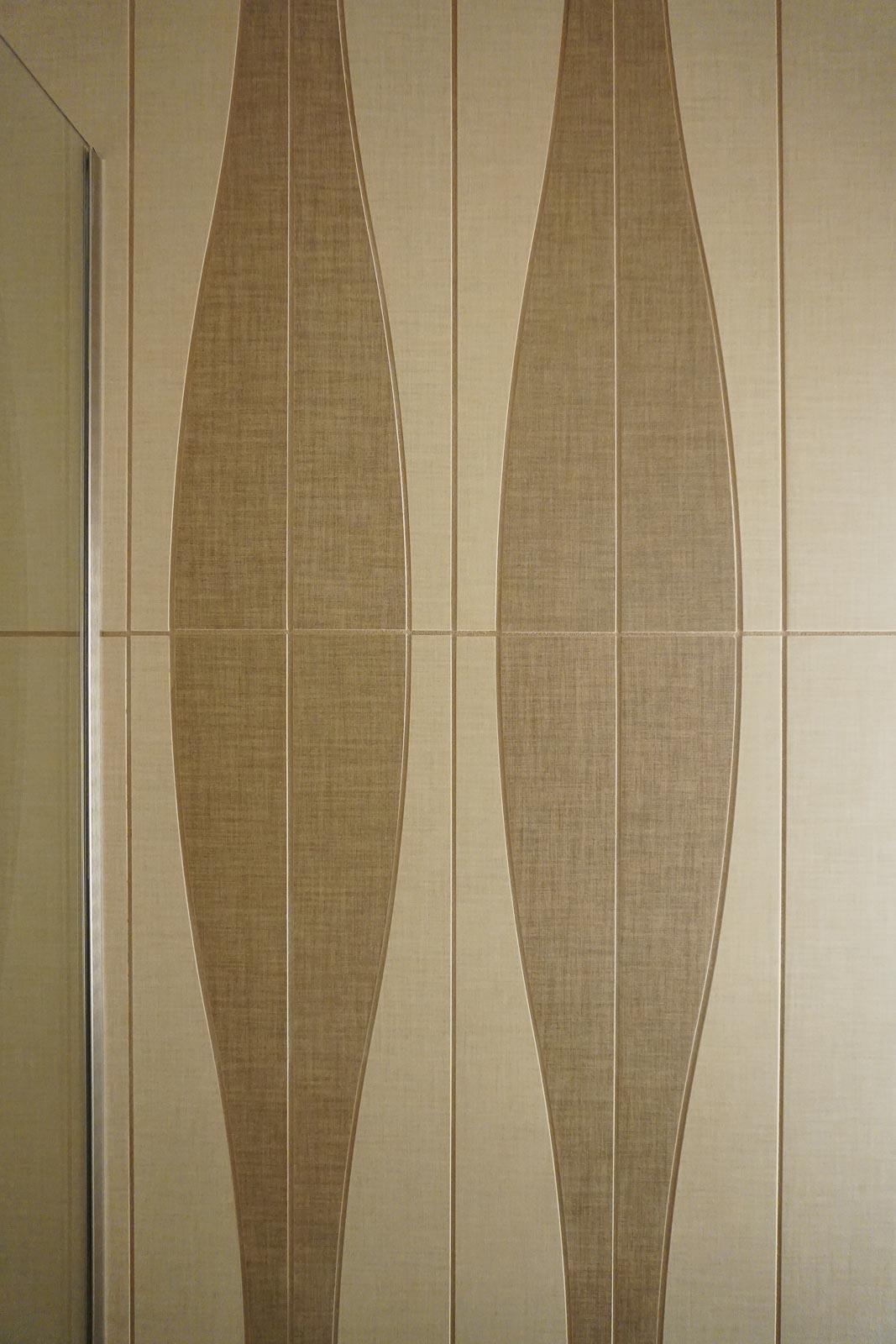 Main bathroom tile . . .