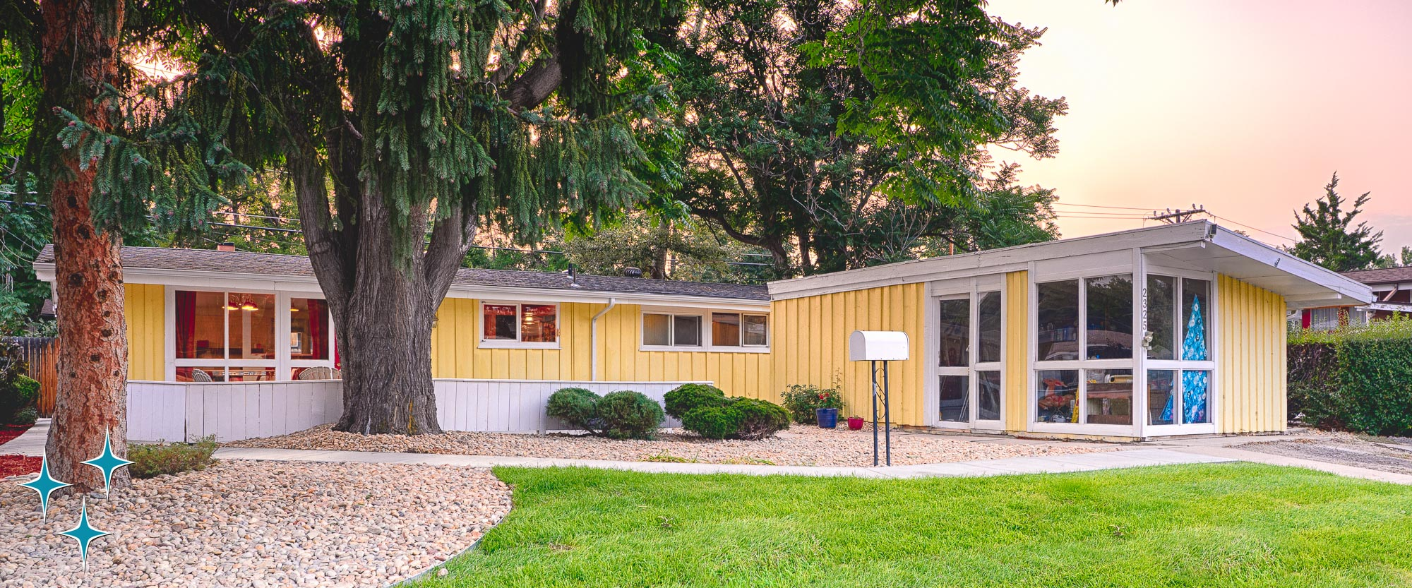 """""""That '50s Home,"""" a Cliff May Home in Harvey Park -"""