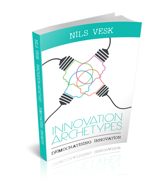innovation archetypes by Nils Vesk