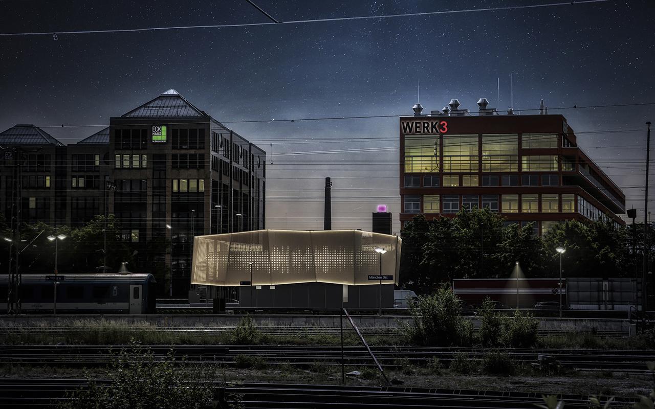 @ AVANTGARDE // Konzerthaus Pavillon Werksviertel München