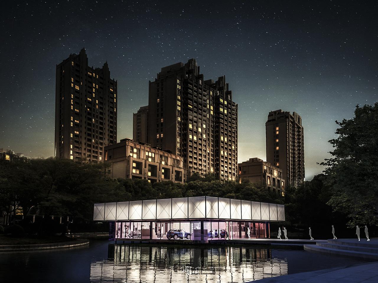 @ AVANTGARDE // Shanghai Nights