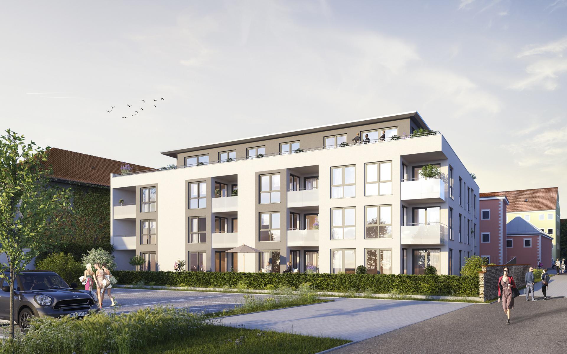 @ CRR Immobilien // MFH Straubing