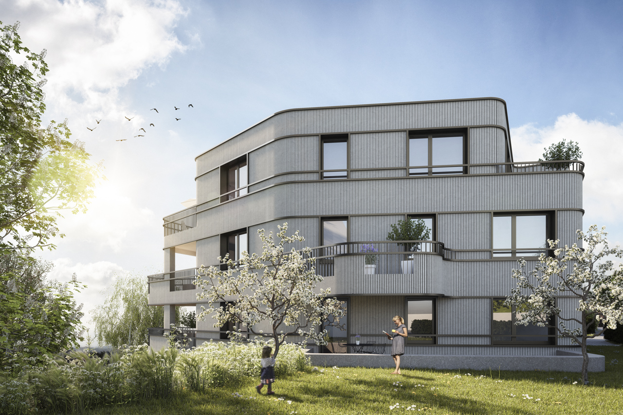@ MOSER WEGENSTEIN ARCHITEKTEN // Spiegelhofstrasse