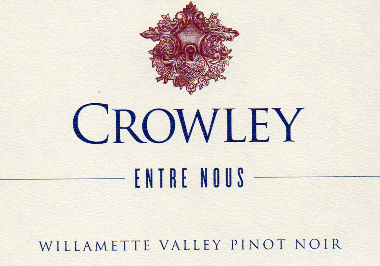 Crowley Entre Nous Label.jpg