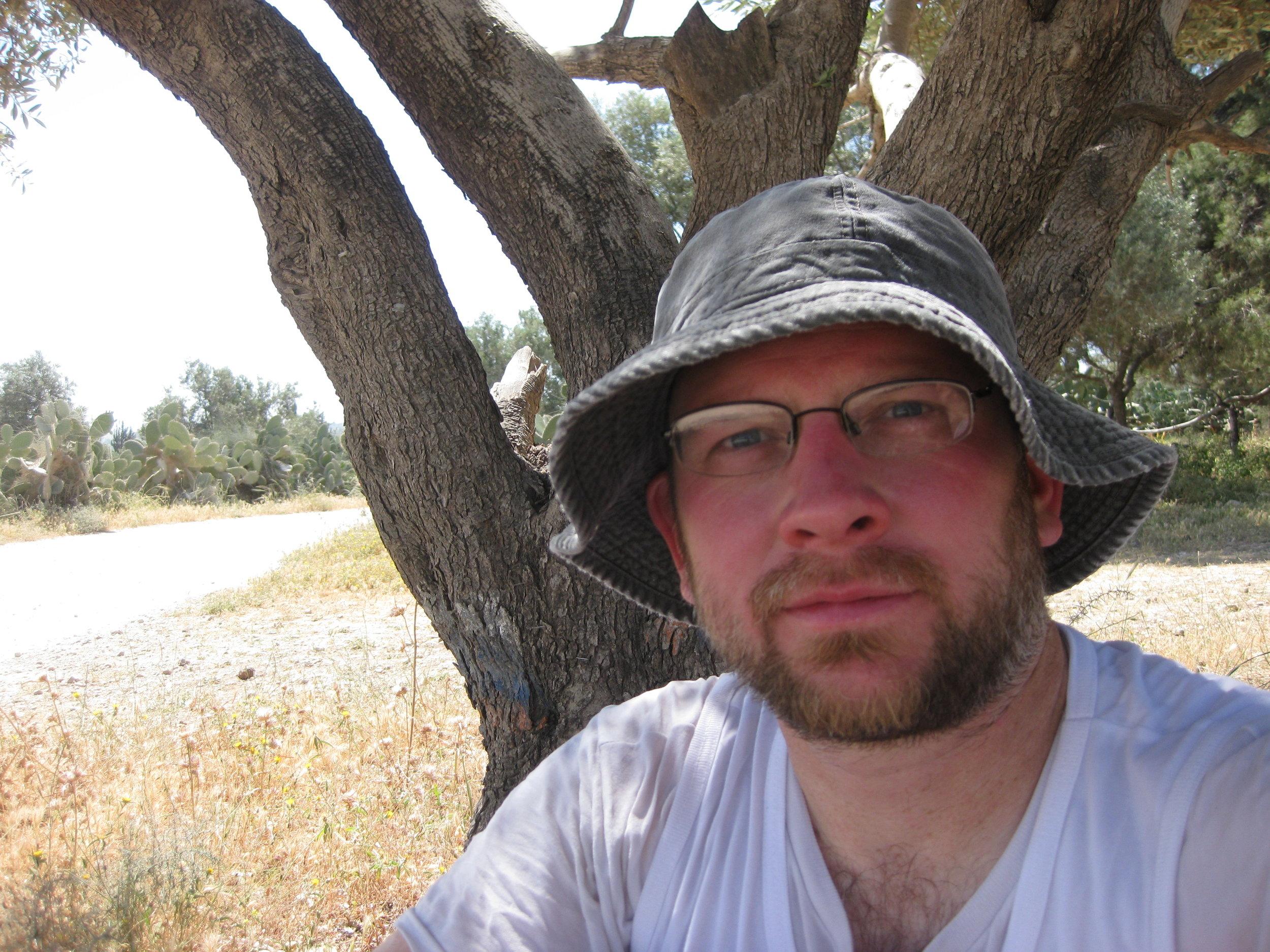 In the Ben Shemen forest