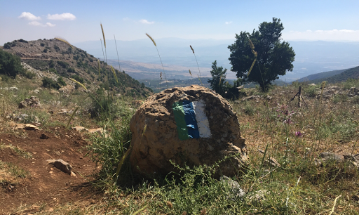 On the Golan Heights Trail