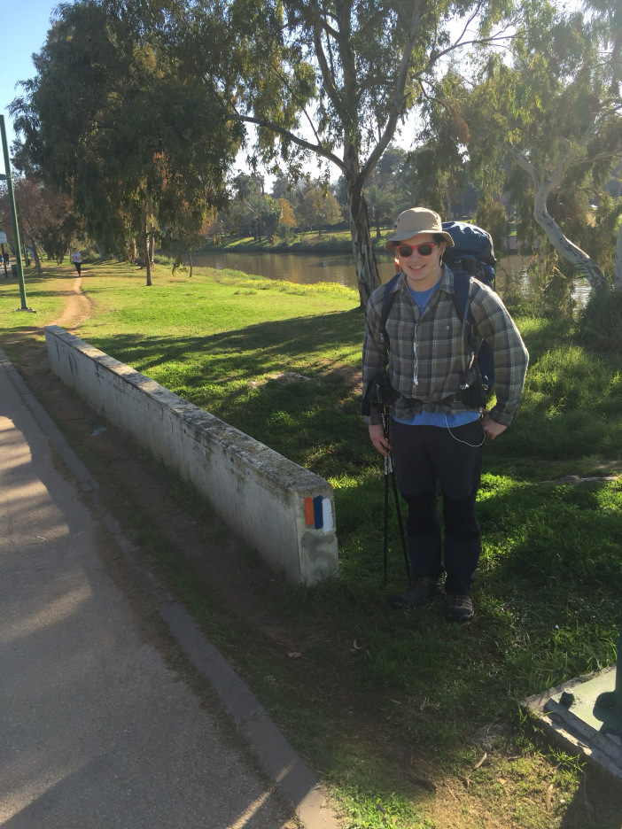 TheHypeIsrael – 16 weeks on the Israel National Trail
