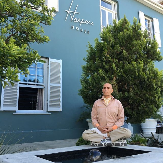 Harpers House welcomes our Transcendental Meditation Teacher, Haim Menashehoff. Please contact Lucia at 0832526626 for more information. #meditation #capetown #transcendental #tmmeditation