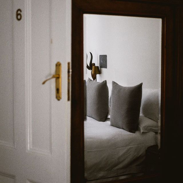 Simple details... #harpershouse #capetown #hotel #greenpoint