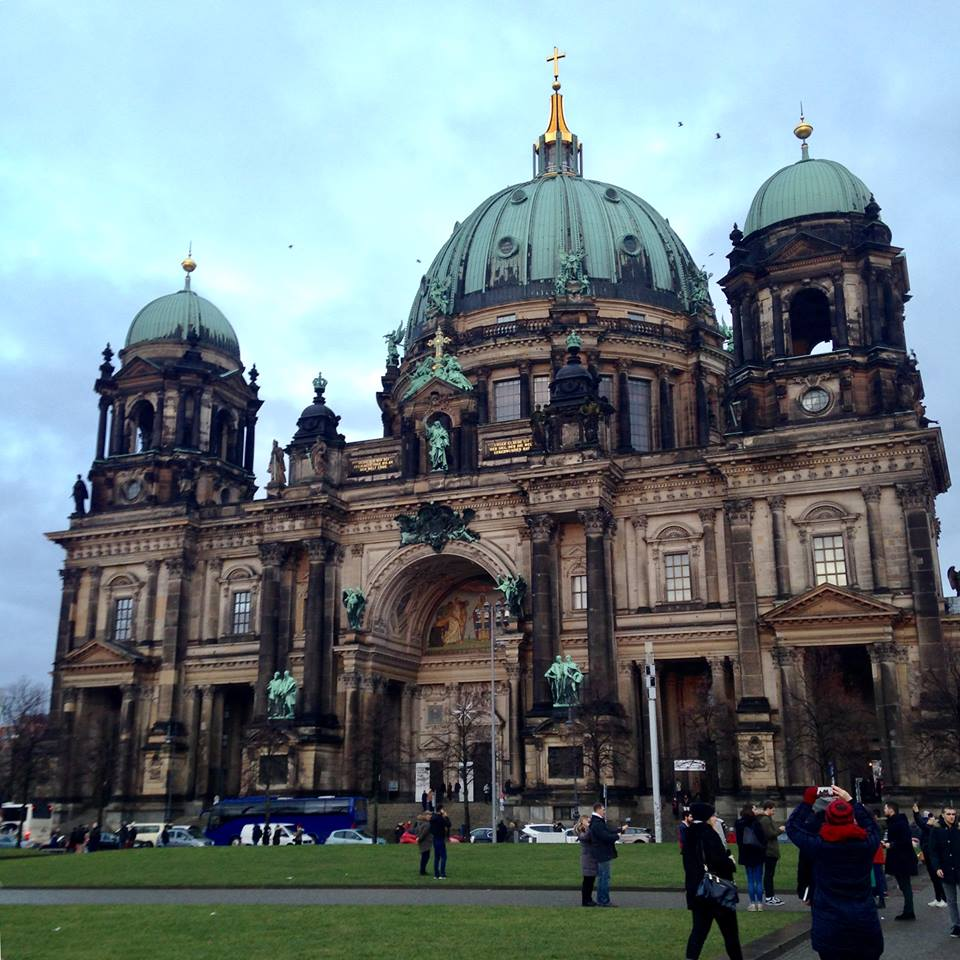 Berlin, Germany -- Audra Mansager