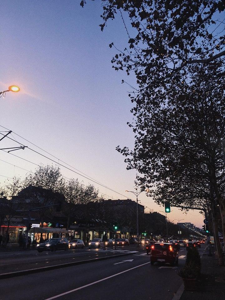 Belgrade, Serbia —  November 2018