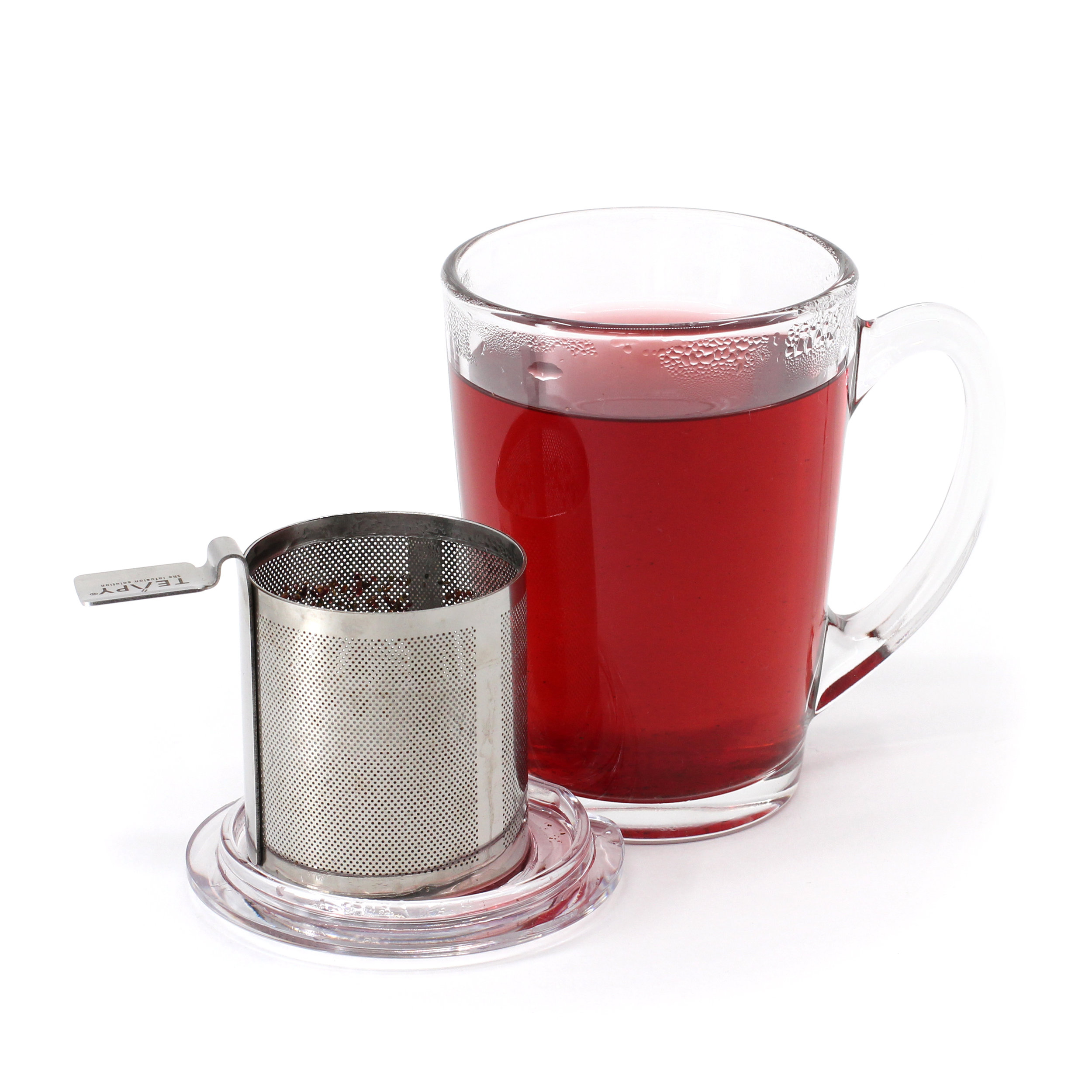 TEAPY® T-4-1™ | TEAPY® Infuser | Loose Tea Infusion