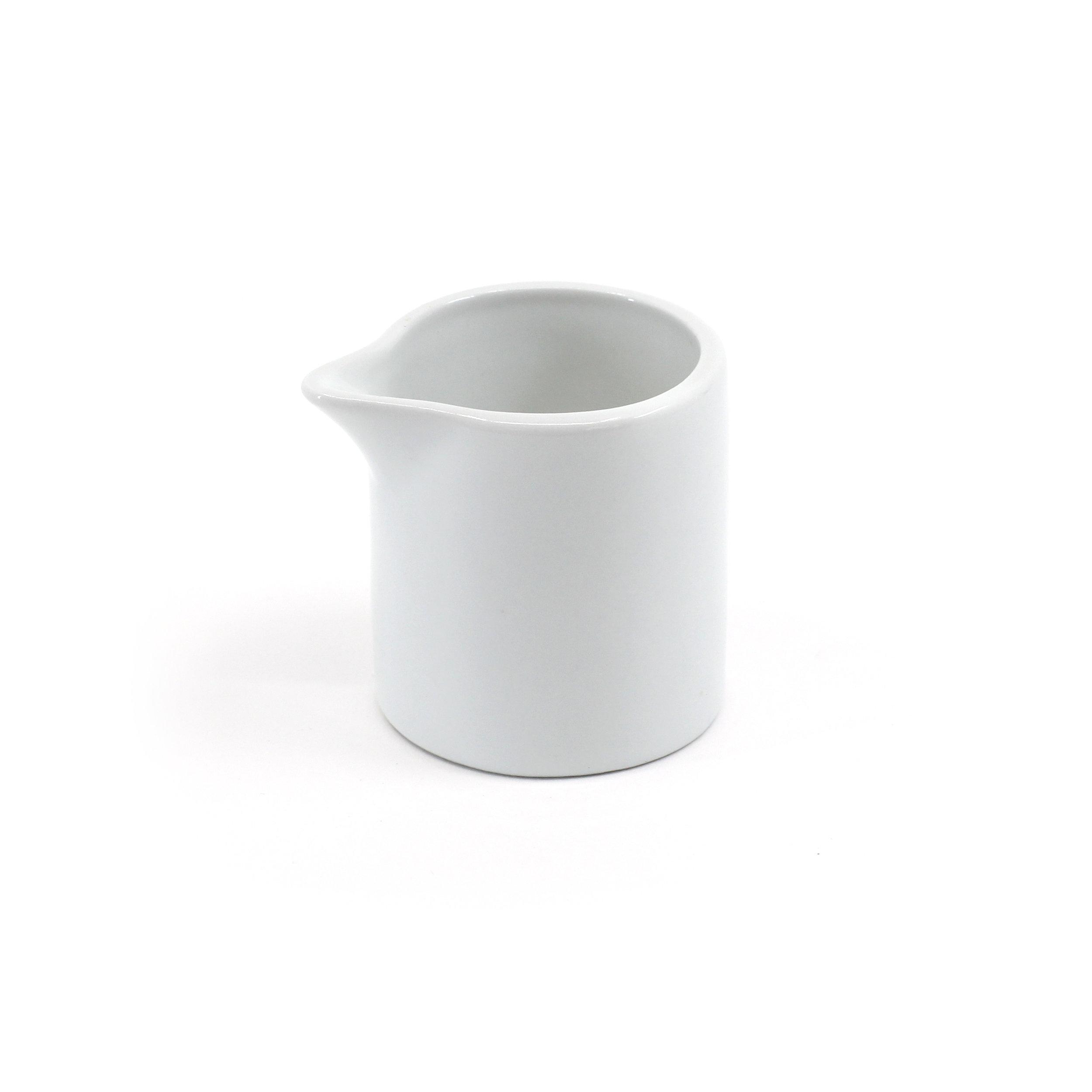 Cylindrical Ceramic Jug