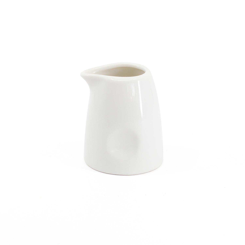 Anton Black Ceramic Jug