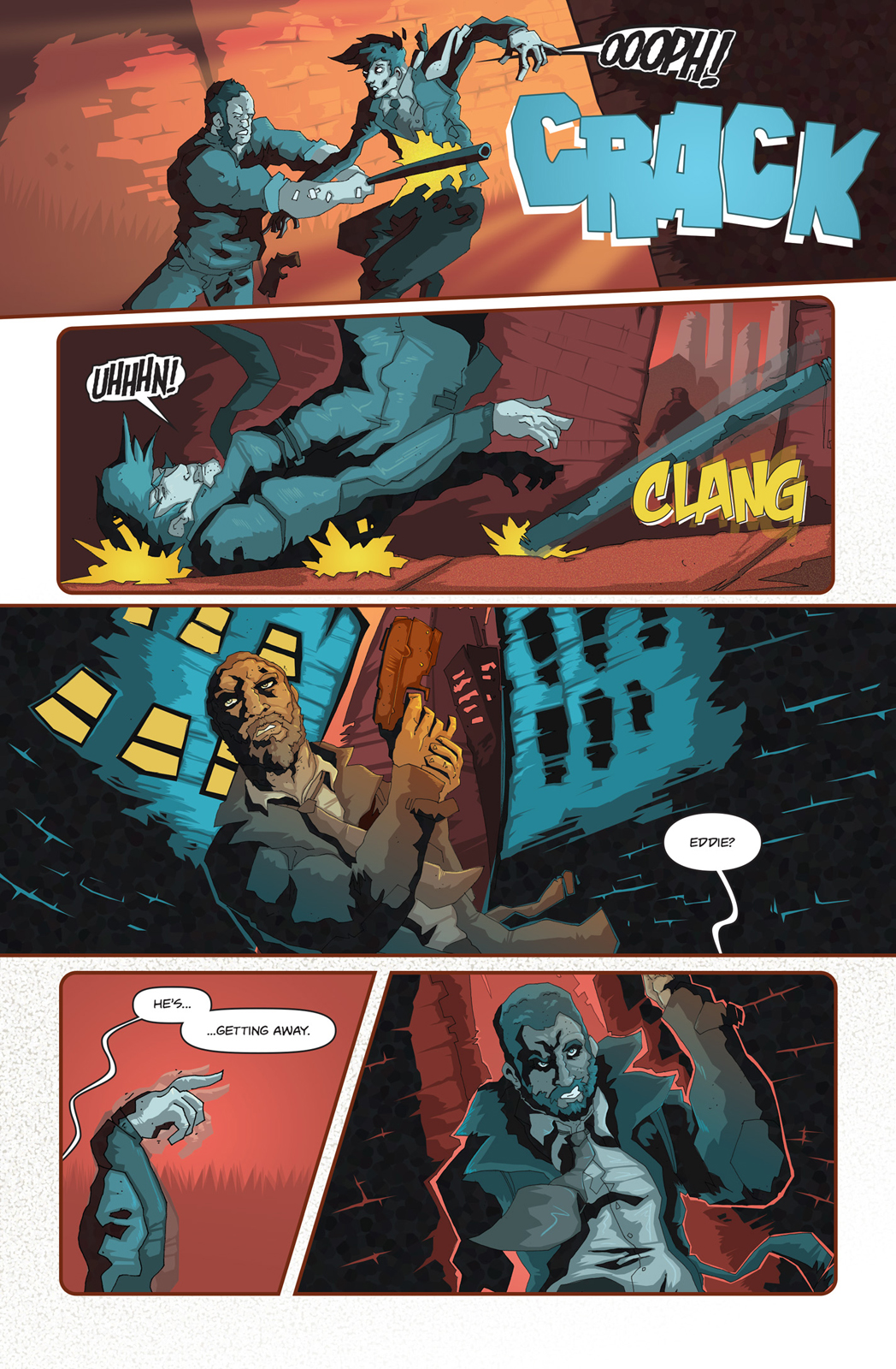 Dusk Chapter 2 - Page 2