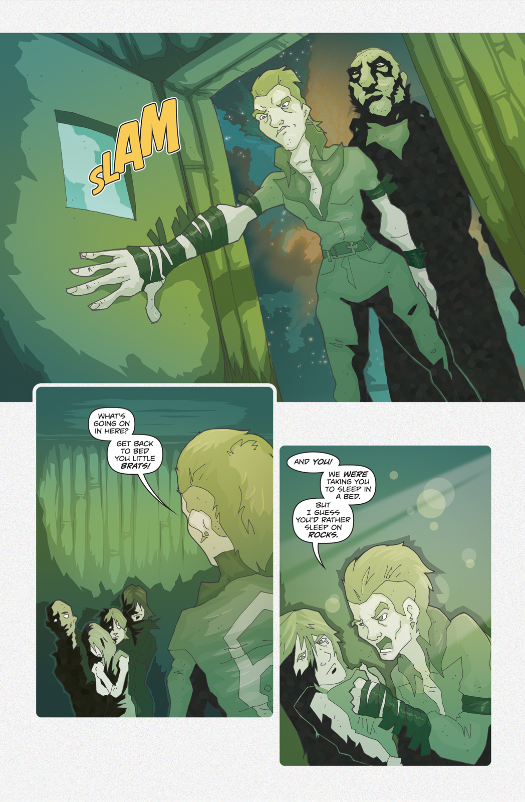 Dusk Chapter 4 - Page 2