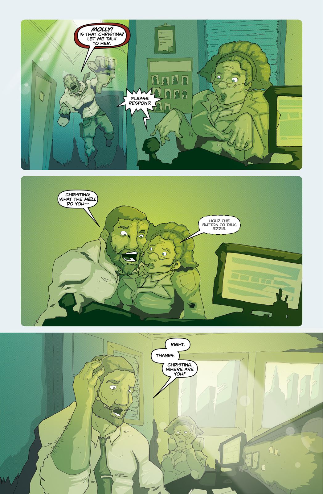 Dusk Chapter 5 - Page 2