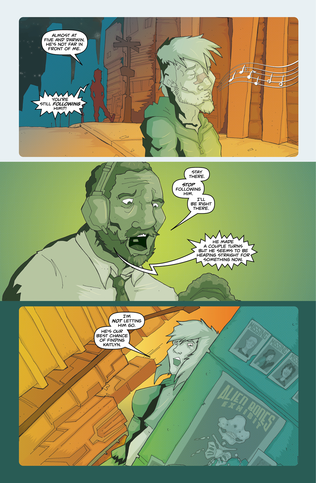 Dusk Chapter 5 - Page 3