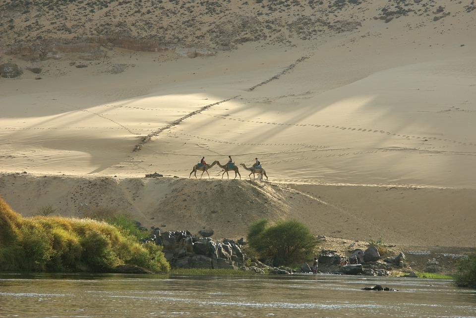 The Nile in Flood
