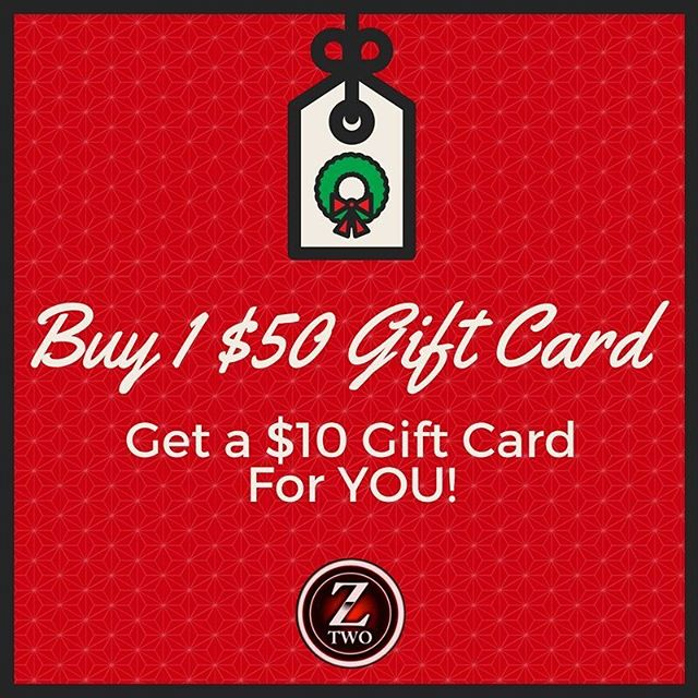 Give a gift, get a gift!!