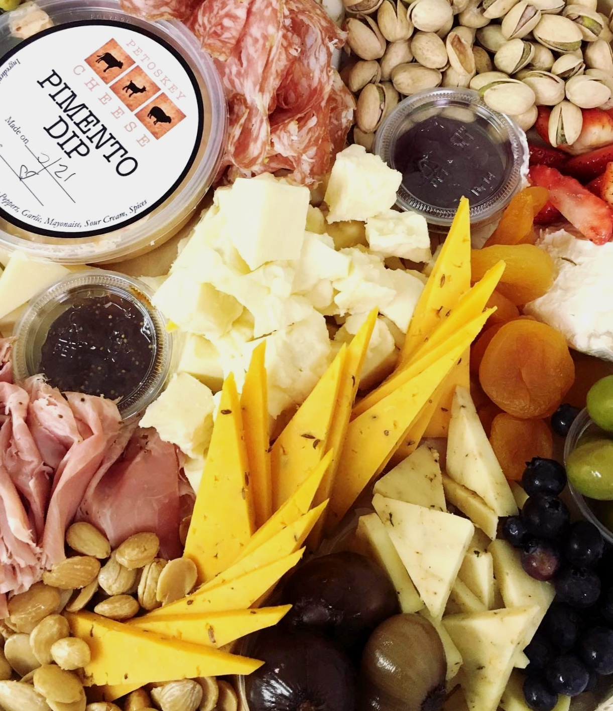 Be the hero - Pictured is our $75 medium tray. Bring to any party and become an instant hero. Easily feeds 8-12