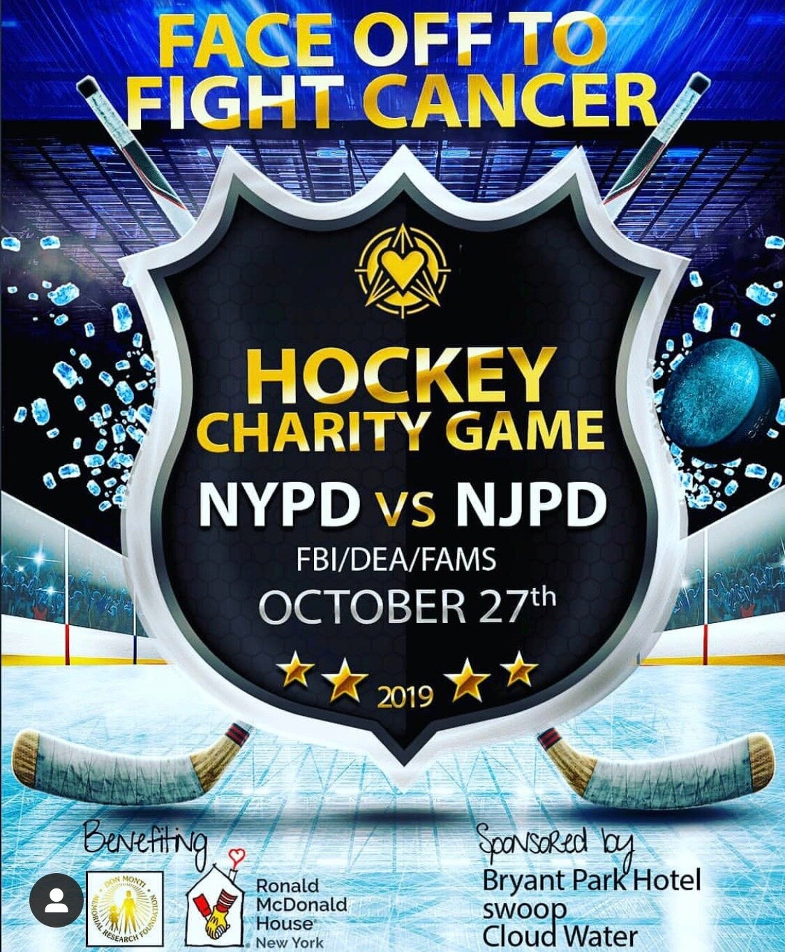 FACE OFF TO FIGHT CANCER