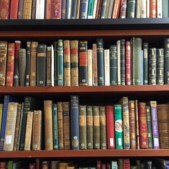 Natural History Library