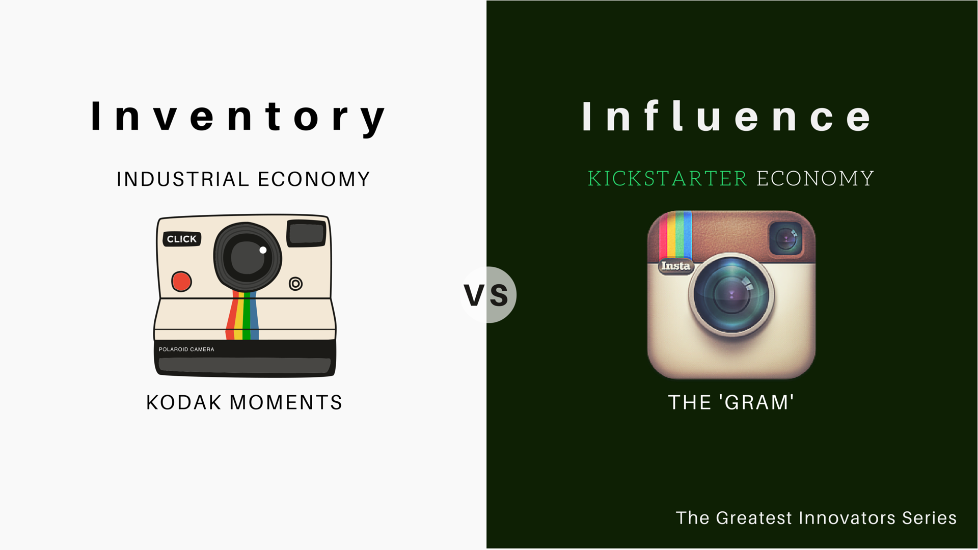 EDGE Mentoring - Influence Not Inventory Blog Post