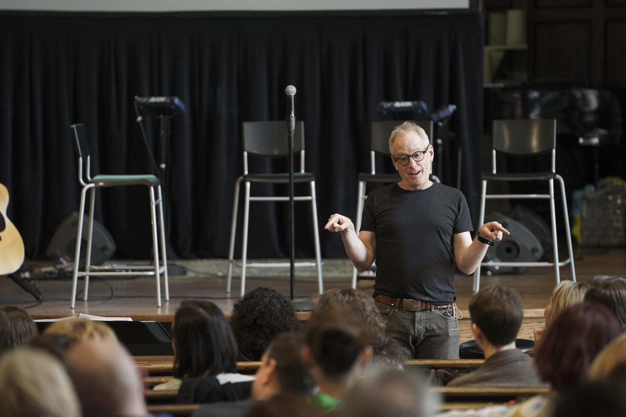 Enneagram Workshop with Ian Cron -