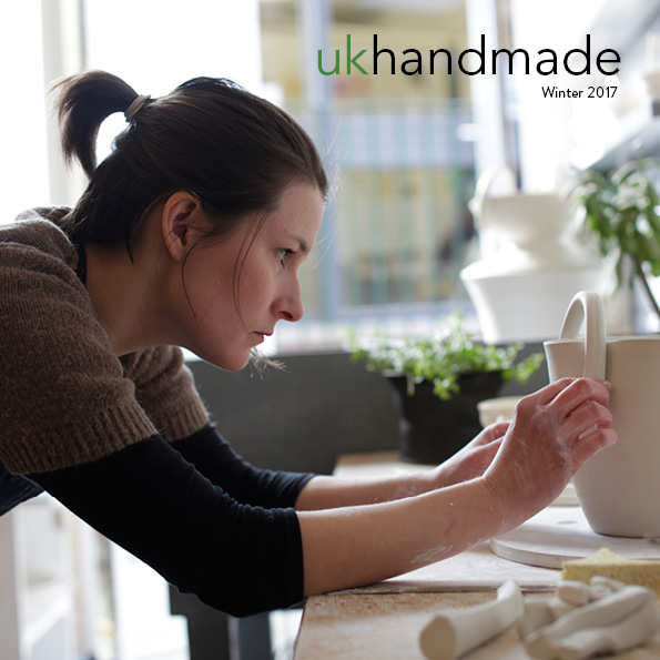 UK Handmade   - Jo Davies Feature Interview and Front CoverRead the article hereWinter 2017