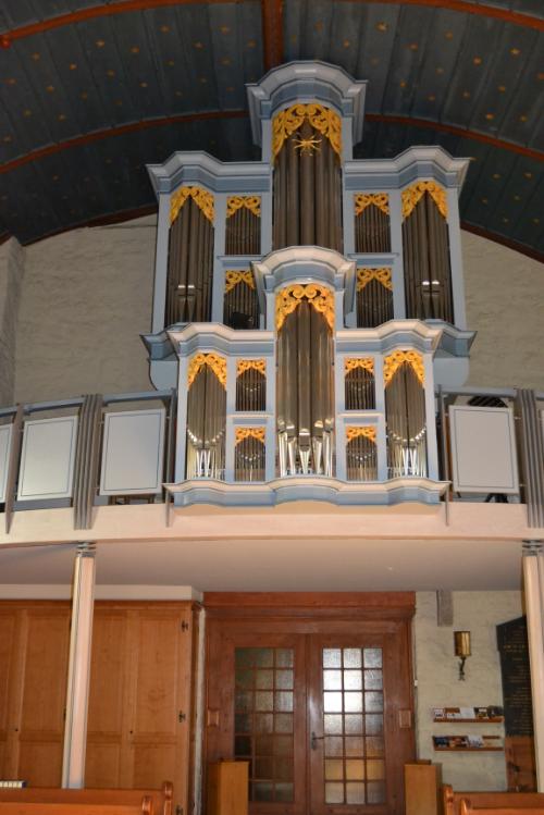 Orgue de l'église de St-Légier-La Chiésaz