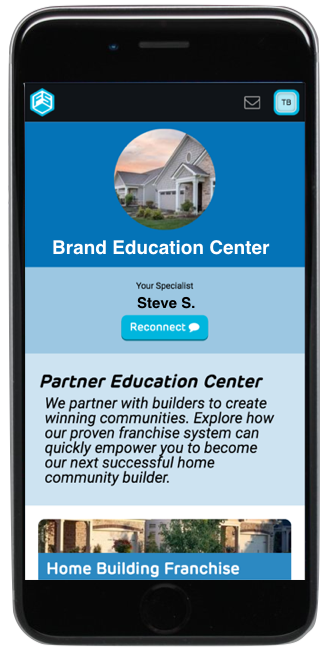 Epcon Communities franchise empower home builders to successfully build large scale communities.
