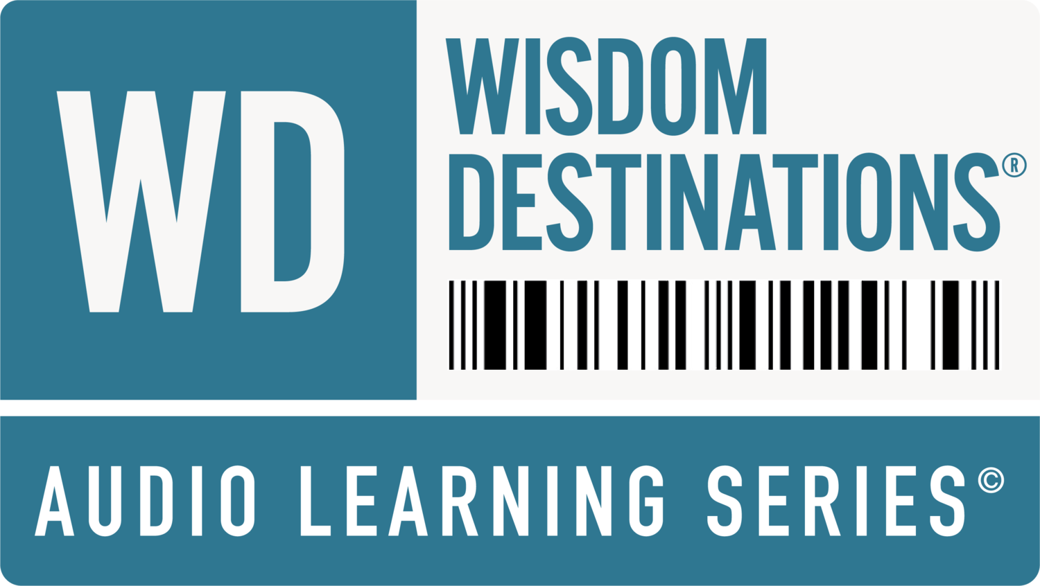 Wisdom Destinations Audio Learning Series